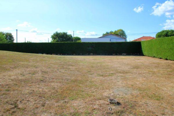 terrain 700m2 constructible Castelnau d'estretefonds a vendre