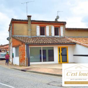 Installation pizzeria Bonici Bouloc par meilleure agence immobilière locale Belles Demeures du Frontonnais