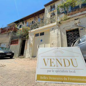 Vente réussie d'une maison de village à Villemur-sur-tarn par la meilleure agence immobilière Belles Demeures du Frontonnais