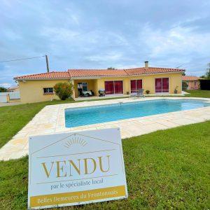 Une vente de maison rapide et efficace sous mandat avec la meilleure agence immobilière de Fronton : Belles Demeures du Frontonnais