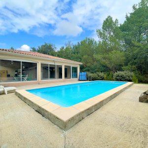 Maison avec piscine et grand jardin à 30min de Toulouse